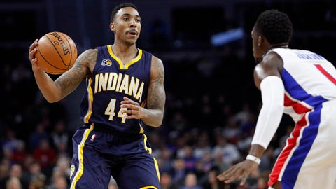 Jeff Teague, PG, Indiana Pacers: Unrestricted