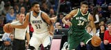 Preview: Bucks at Timberwolves