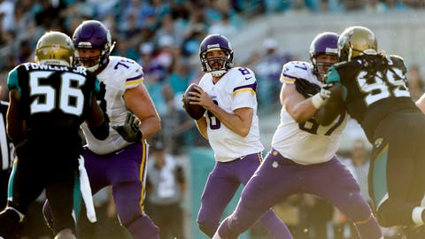 Minnesota Vikings (last week: 17)