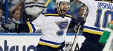 Blues re-sign Megan, make qualifying offers to five others
