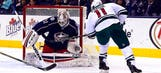 Wild, Blue Jackets to make history on New Year's Eve