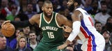 Bucks' Greg Monroe thriving off bench