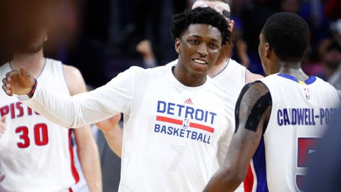 Detroit Pistons: Stanley Johnson