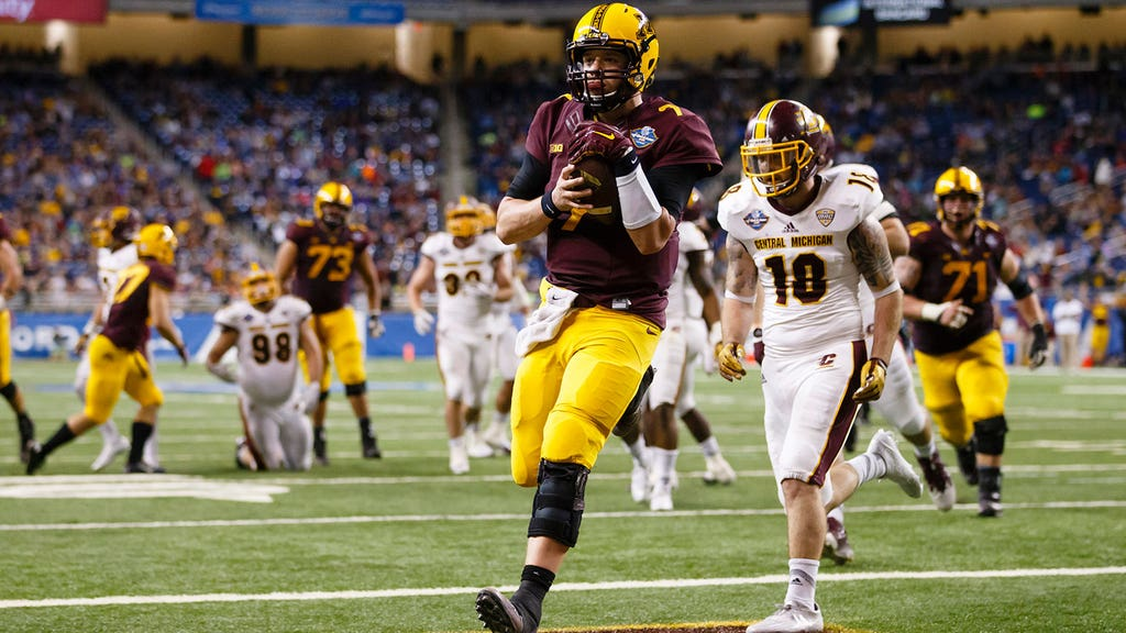 Gophers To Face Georgia Tech In Return To Quick Lane Bowl
