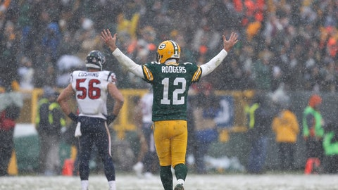 APTOPIX Texans Packers Football