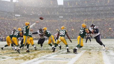 Green Bay Packers (last week: 17)