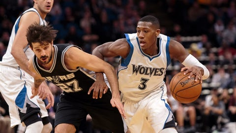 Minnesota Timberwolves: PG Kris Dunn