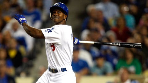 Juan Pierre - Los Angeles Dodgers