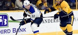 Predators LIVE To GO: Preds finish comeback, beat Blues 6-3