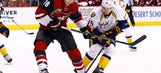 Predators LIVE To Go: Preds dismantled by Coyotes 4-1