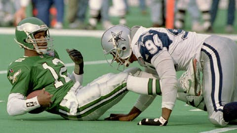 Philadelphia Eagles: Old-school kelly green