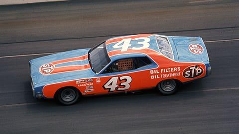 1971, Richard Petty, 144.462 mph
