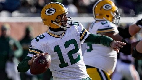 Green Bay Packers (last week: 10)