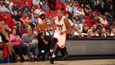 Rodney McGruder, SG, Miami Heat