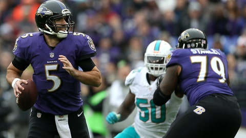 Baltimore Ravens (7-5): A slew of penalties