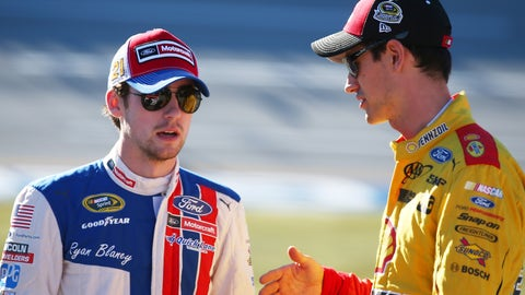 Closer to Team Penske
