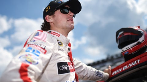 Ryan Blaney, 10th