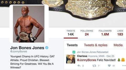 Jon Jones: The Man in the Crying Mask
