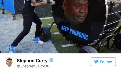 CJ Does the Super Bowl