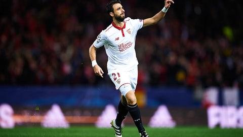 Sevilla, Group H runners-up