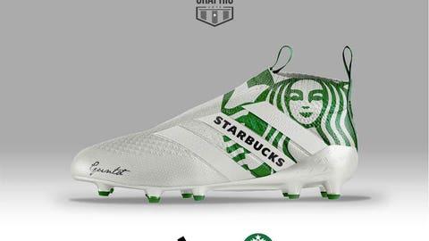 Adidas Starbucks Purecontrol