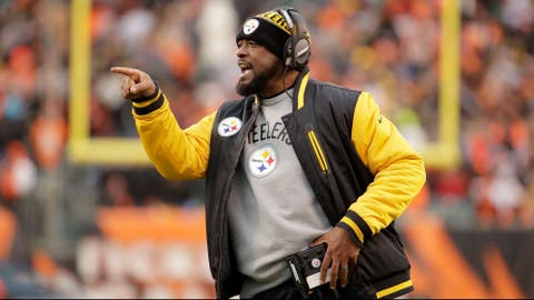 AFC #3 seed: Pittsburgh Steelers (10-5)