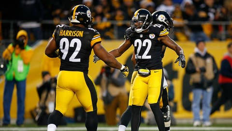 AFC #8 seed: Pittsburgh Steelers (7-5)
