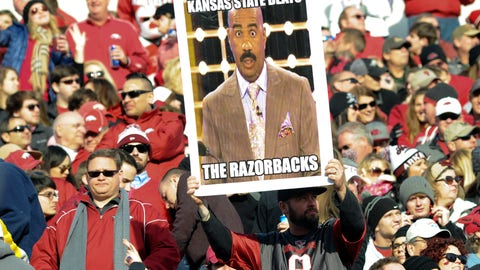 Apologies... the first runner-up was actually Kansas State