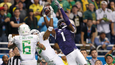 2016 Alamo Bowl | TCU 47, Oregon 41