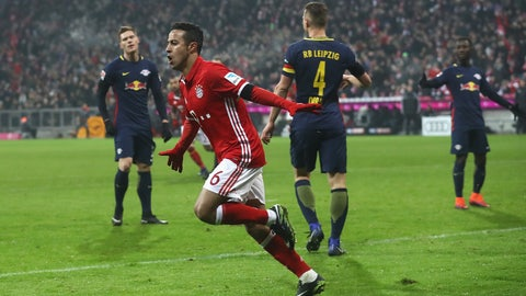 Thiago finally reached his potential