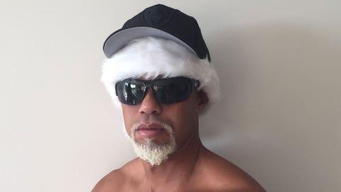 Tiger Woods gave us the best Christmas present
