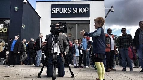 2. Tottenham
