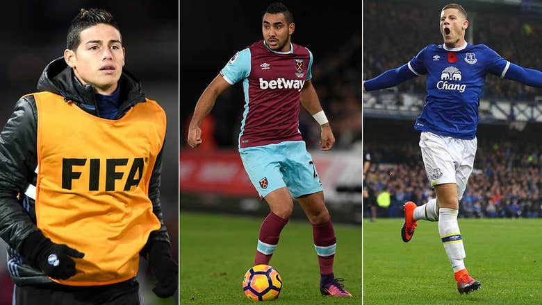 On the move: 10 players that could be sold during the January transfer window