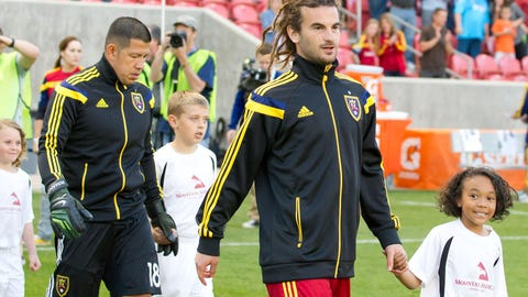 Move on from Nick Rimando and Kyle Beckerman