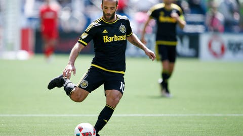 Columbus Crew - Federico Higuain: $1.05 million