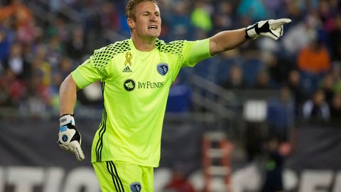 Sporting Kansas City: Tim Melia