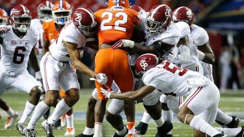 Peach Bowl: Washington vs. Alabama (December 31st, 3:00 p.m.)
