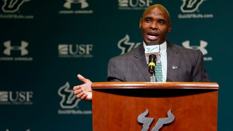 USF: Charlie Strong