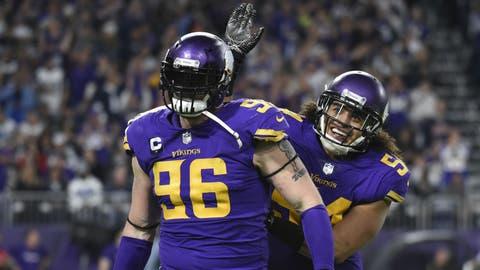 NFC #8 seed: Minnesota Vikings (6-6)