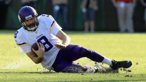 NFC #8 seed: Minnesota Vikings (7-6)