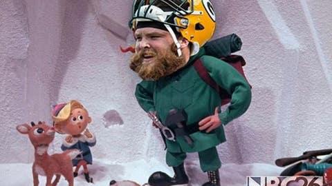 Aaron Ripkowski, Packers fullback