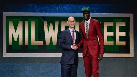 June 23, 2016: Drafted Thon Maker at No. 10 overall