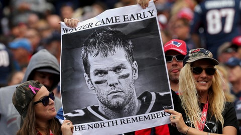 After TB12 returned from suspension