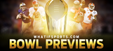 WhatIfSports 2016 college football bowl predictions