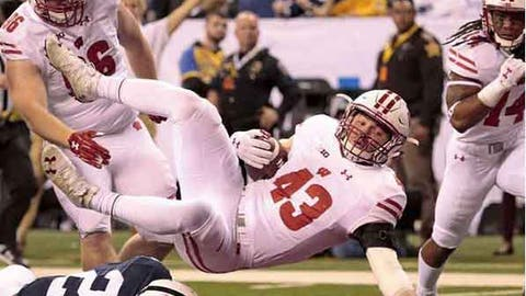 Ryan Connelly, Badgers linebacker