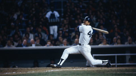 New York Yankees - Reggie Jackson