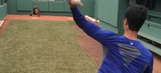 It's time to panic, Yu Darvish can throw a slider and curve with his left hand