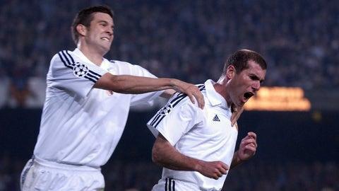 A Champions League final spot on the line