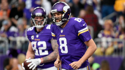 Minnesota Vikings: Sam Bradford