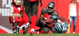 Buccaneers thwart late 2-point conversion to edge Panthers